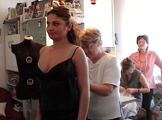 Radionica, SD video, 12: 07 mins, Margareta Kern (2005)
