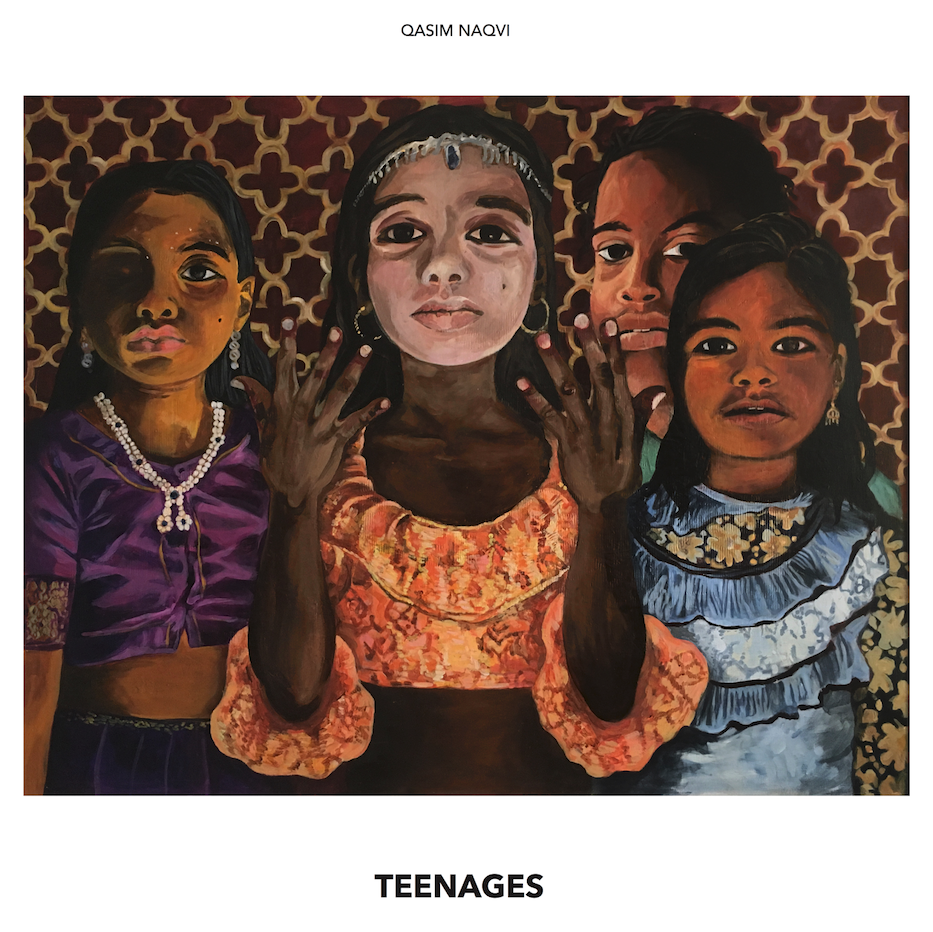 Excited to announce a new EP that'll be coming out in a couple of months!! //TEENAGES\\ More NEWS soon!