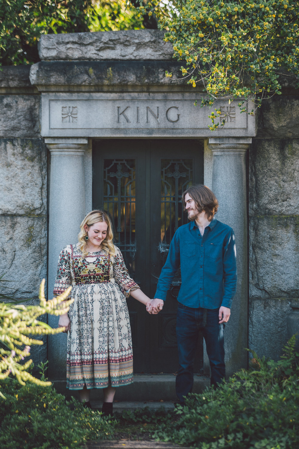 Atlanta Wedding Engagement Photography