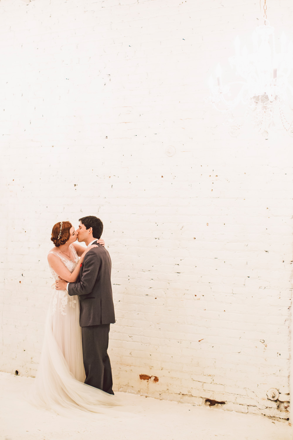 Atlanta Alternative Editorial Wedding Photographer