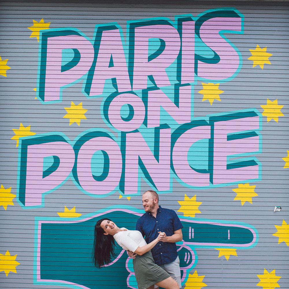 Paris on Ponce