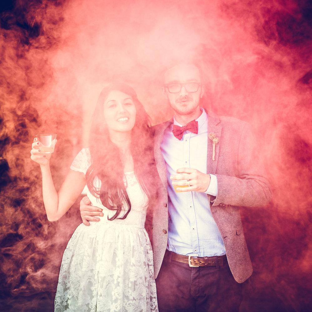 Atlanta Alternative Editorial Wedding Photography