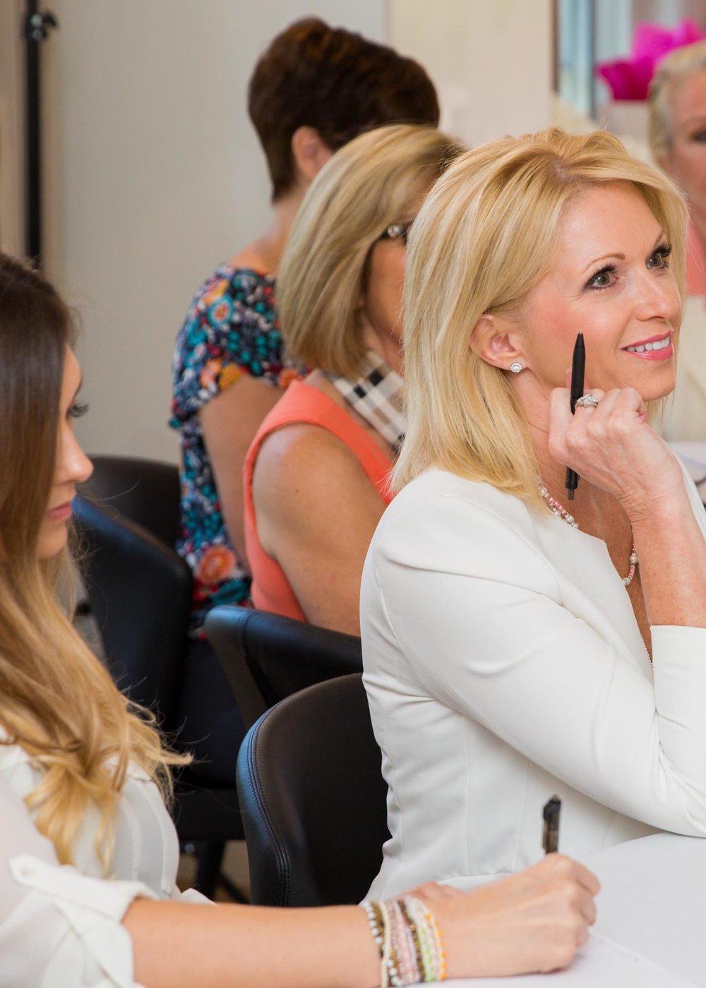 Go-getting female entrepreneurs branding workshops