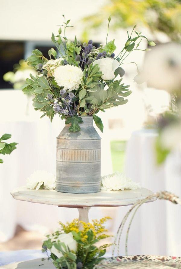 vase of beautiful flowers