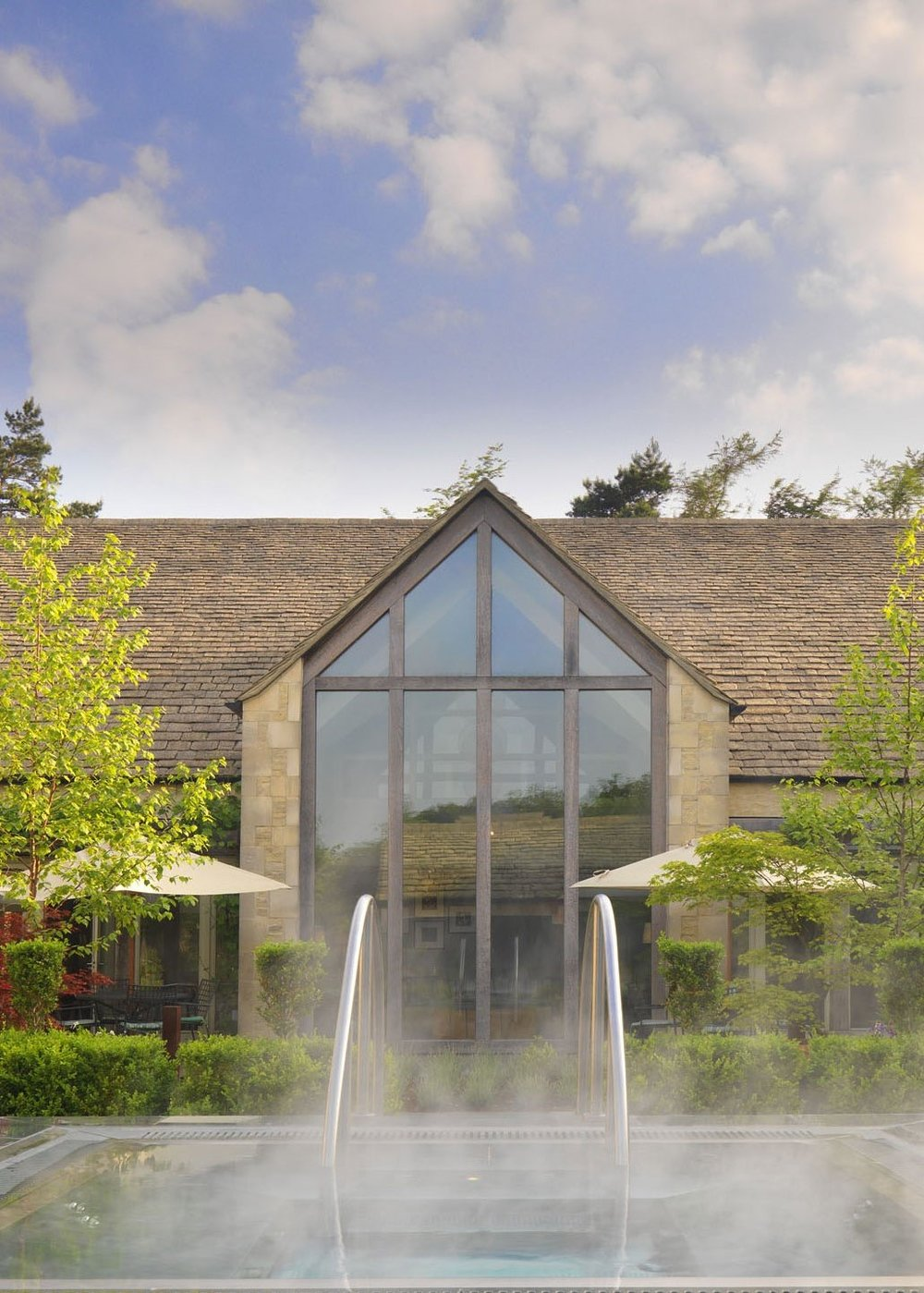 Calcot Manor Spa for a branding retreat