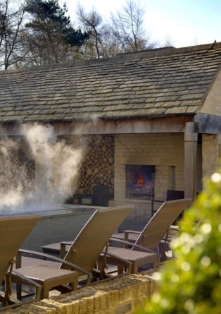 Calcot Manor Hot Tub