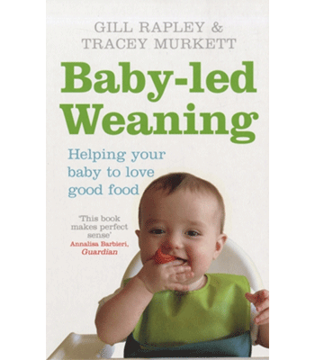 Baby-led Weaning-Gill Rapley & Tracey Murkett