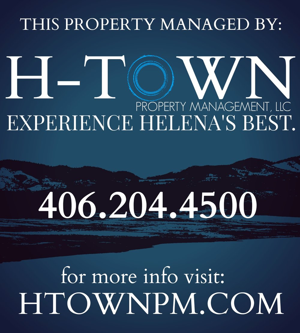 Has renting your home out become a nightmare? It doesn't have to be... - EXPERIENCE HELENA'S BEST PROPERTY MANAGEMENT.  We know it's a bold statement. But NO ONE will take better care of your properties than us, guaranteed. If you already have property management, ask yourself if that company is taking care of your property the way you would.  If the answer is