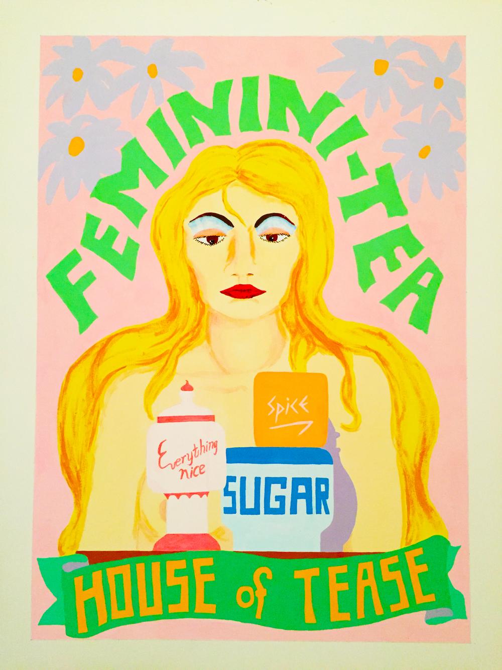 Feminini-Tea