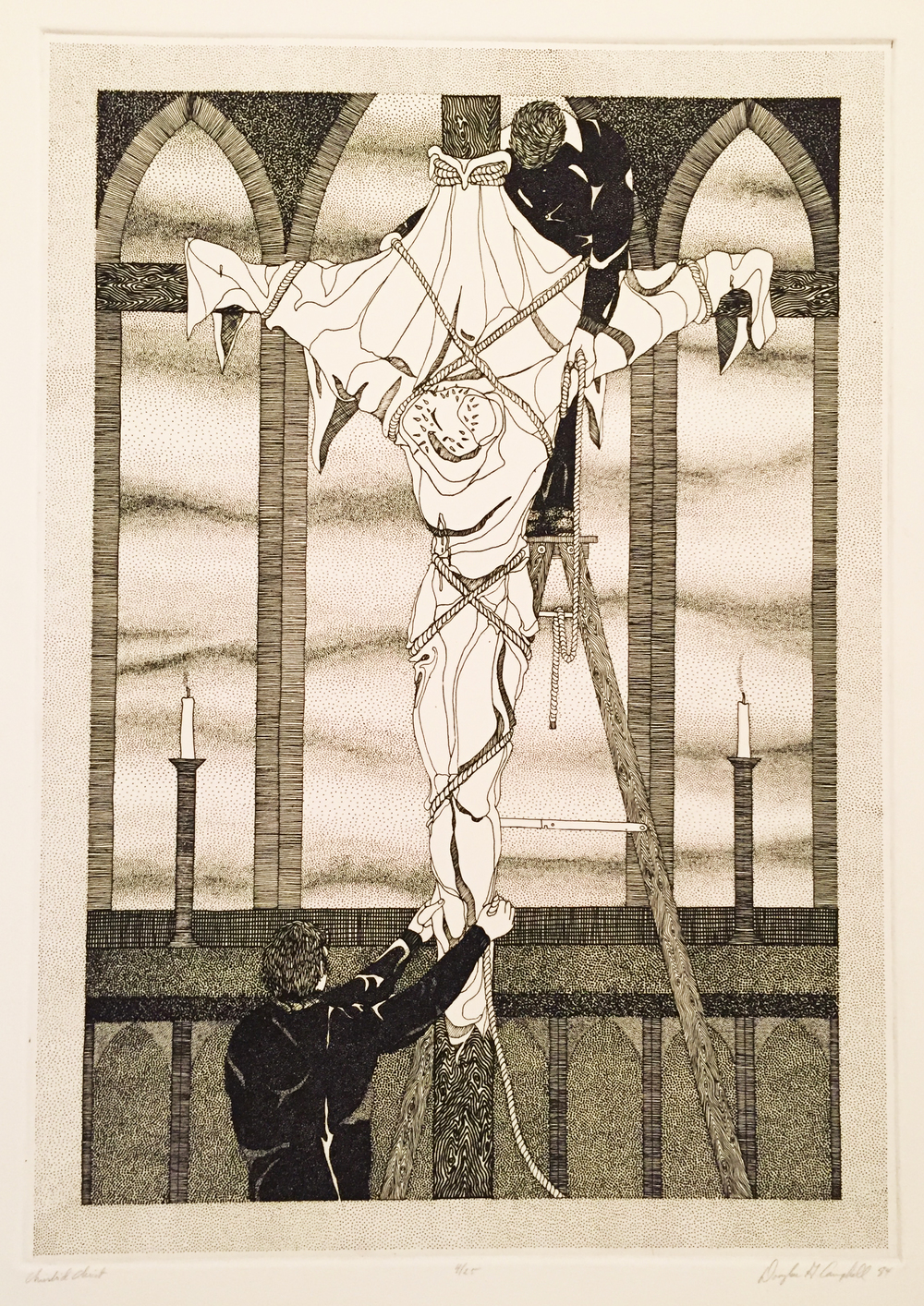 Christo'd Christ