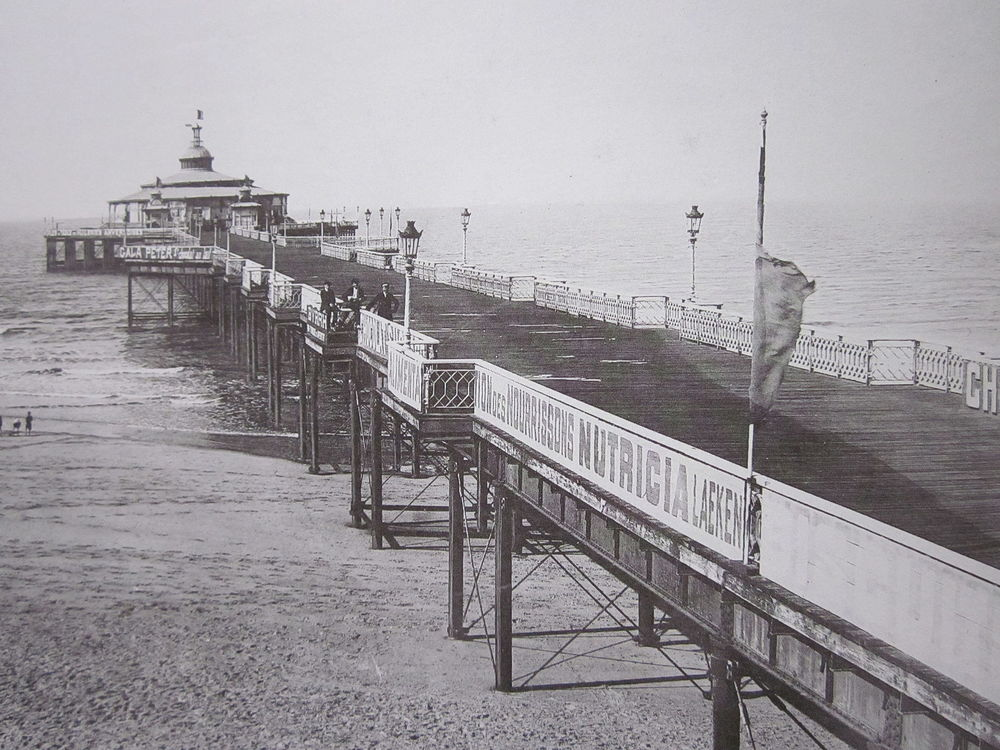 De Pier in 1906