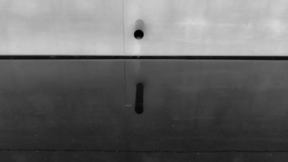 Minimalisme en abstracte fotografie in KMO-zone Duwijck in Lier