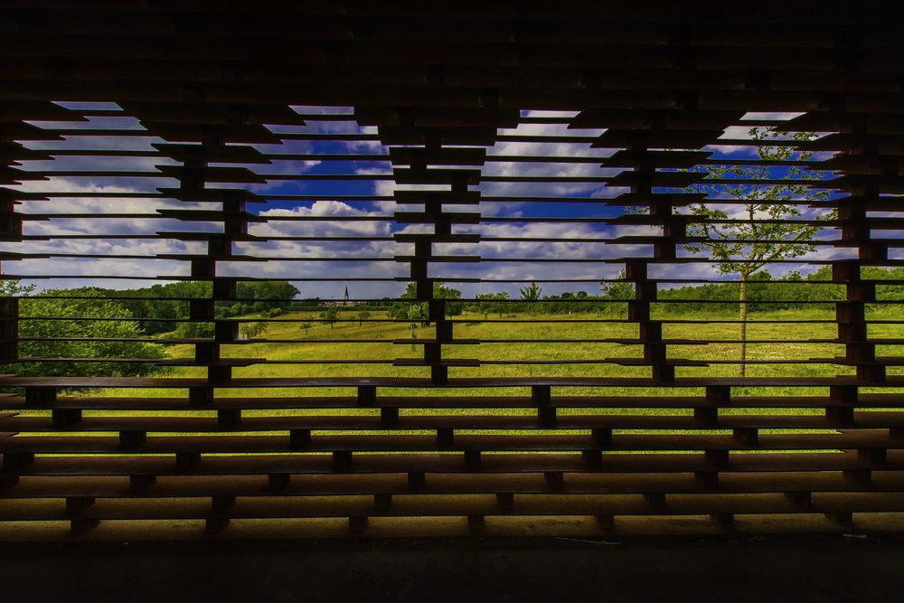 Doorkijkkerkje in Borgloon - toplocatie om te gaan fotograferen!