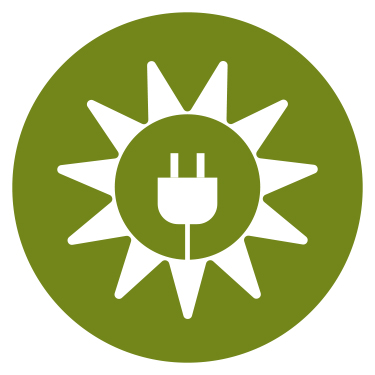 41,425 Solar-Generated Watts
