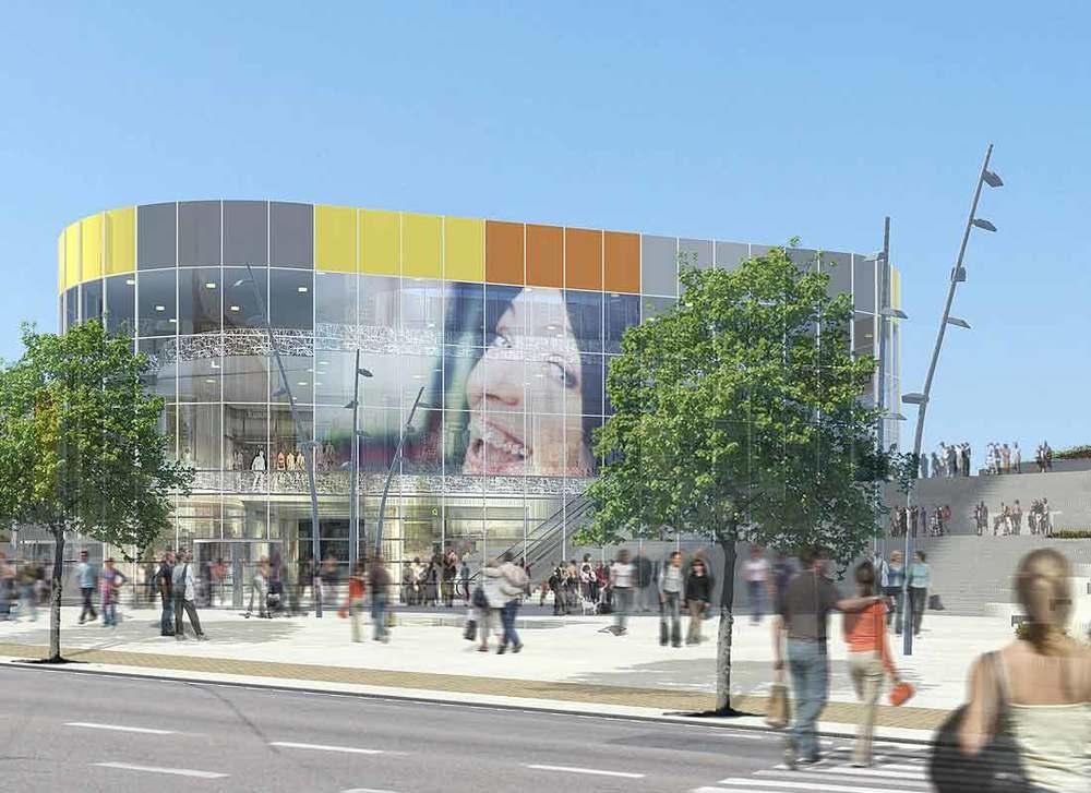 Opus  Den nye og markante bydel åbner op mod den eksisterende bymidte og bliver en integreret del af Odense C.   Læs mere →