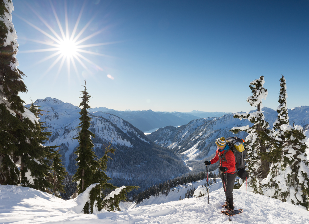 the national parks girl_mt baker_winter hike_snowshoe_north cascades_artist point_canon6d.JPG