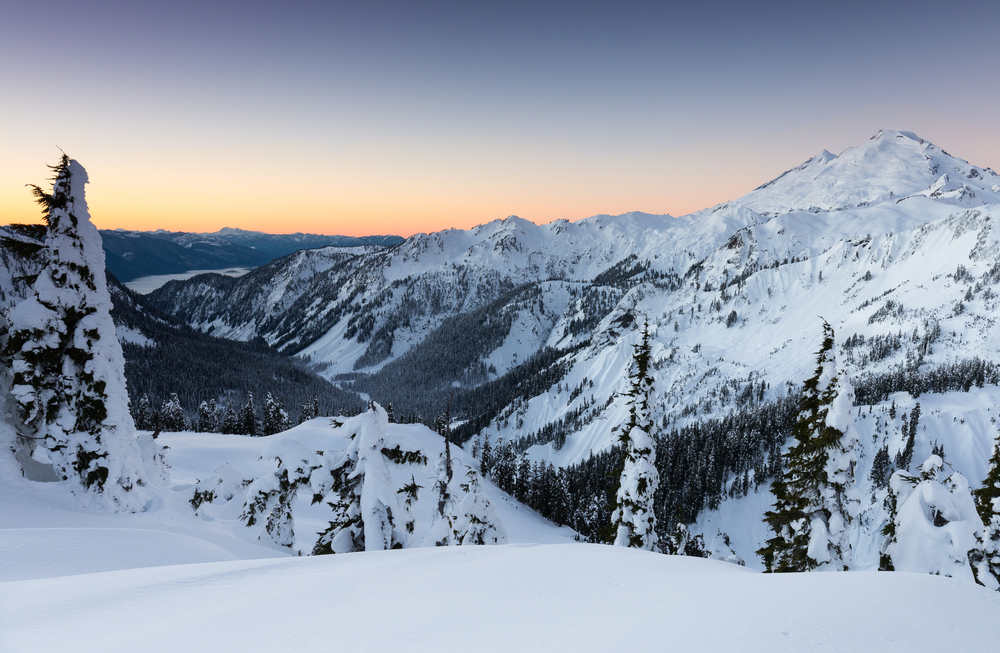 the national parks girl_mt baker_winter hike_snowshoe_north cascades_artist point.JPG