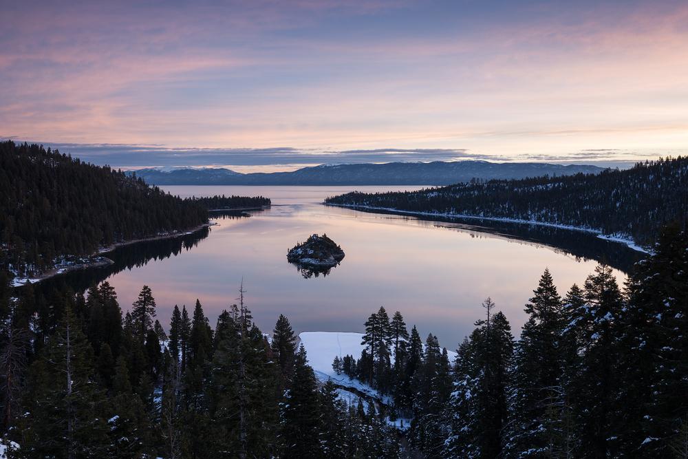 the national parks girl_emerald bay_lake tahoe_winter sunrise_canon6d.jpg