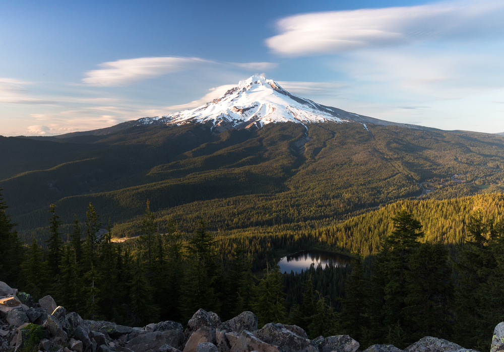the national parks girl_mt hood_national forest_mountain_canon_lenticular clouds_tom dick and harry mountain_oregon.JPG