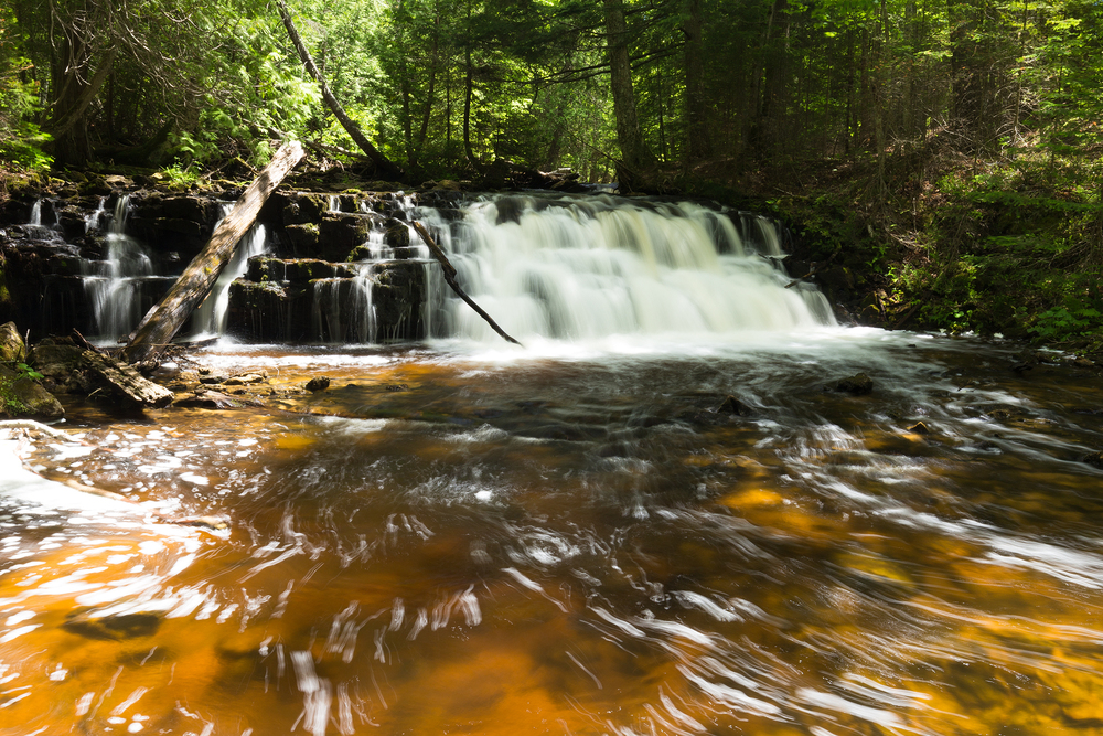 the national parks girl_pictured rocks national lakeshore_chapel loop_beaver creek_canon6d-7.jpg