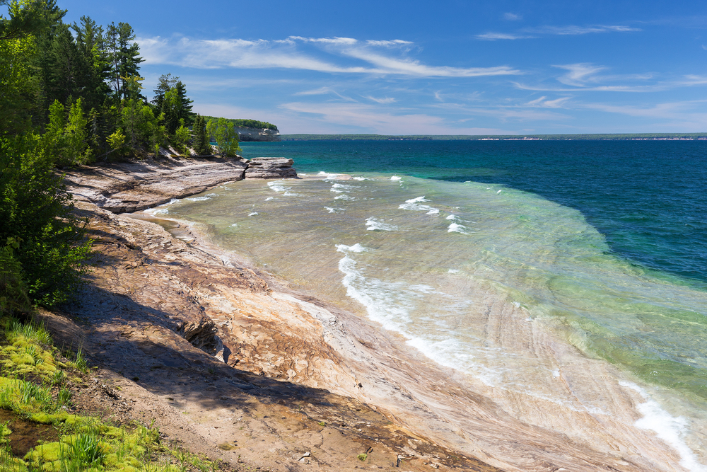 the national parks girl_pictured rocks national lakeshore_chapel loop_beaver creek_canon6d-10.jpg