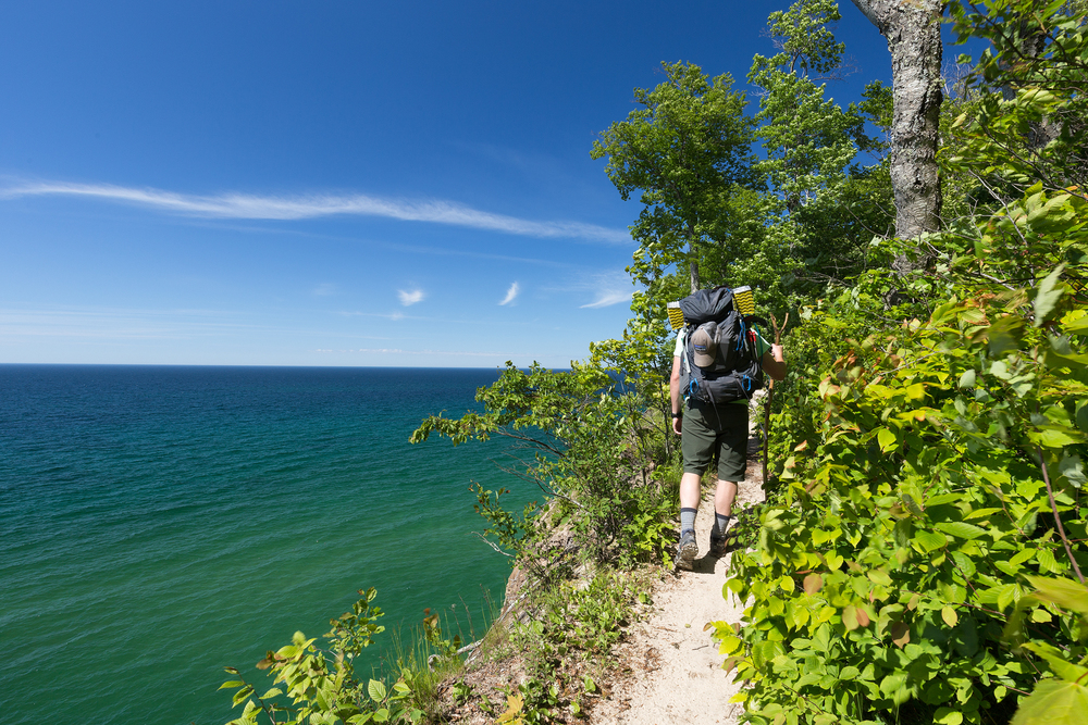 the national parks girl_pictured rocks national lakeshore_chapel loop_beaver creek_canon6d-39.jpg