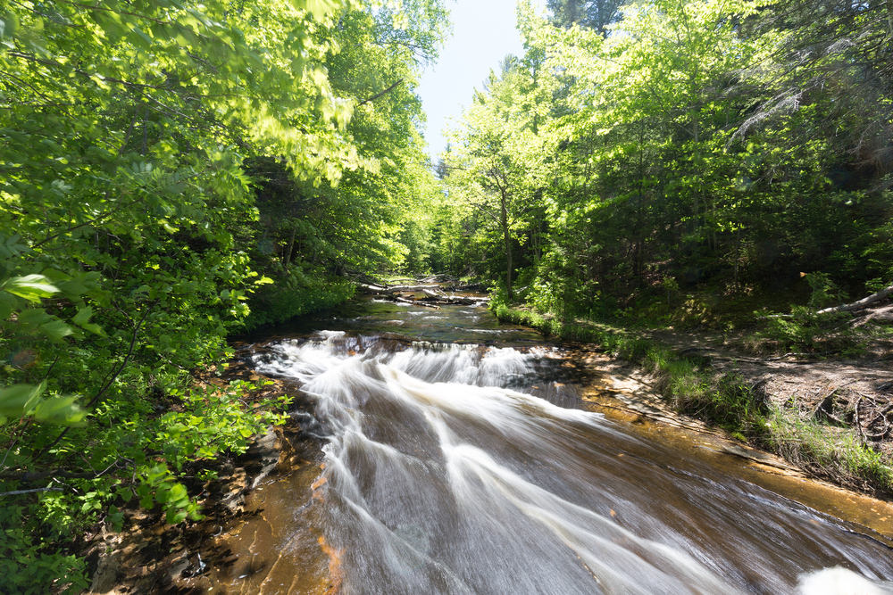 the national parks girl_pictured rocks national lakeshore_chapel loop_beaver creek_canon6d-55.jpg