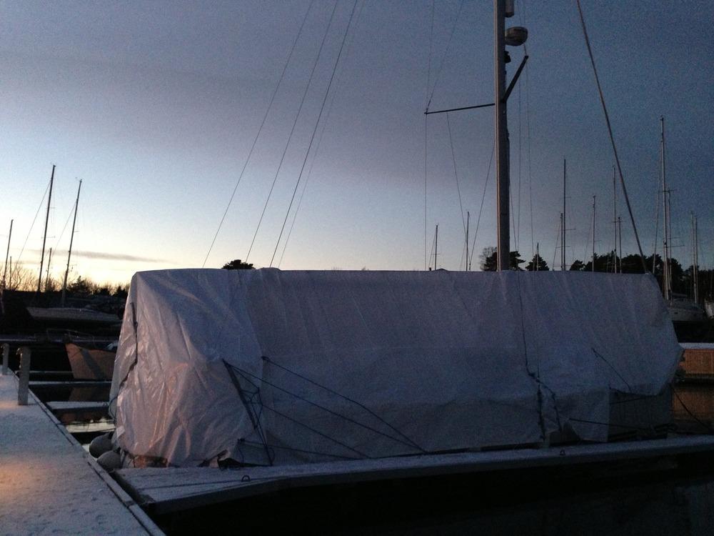 Klar for vinter i Østfold
