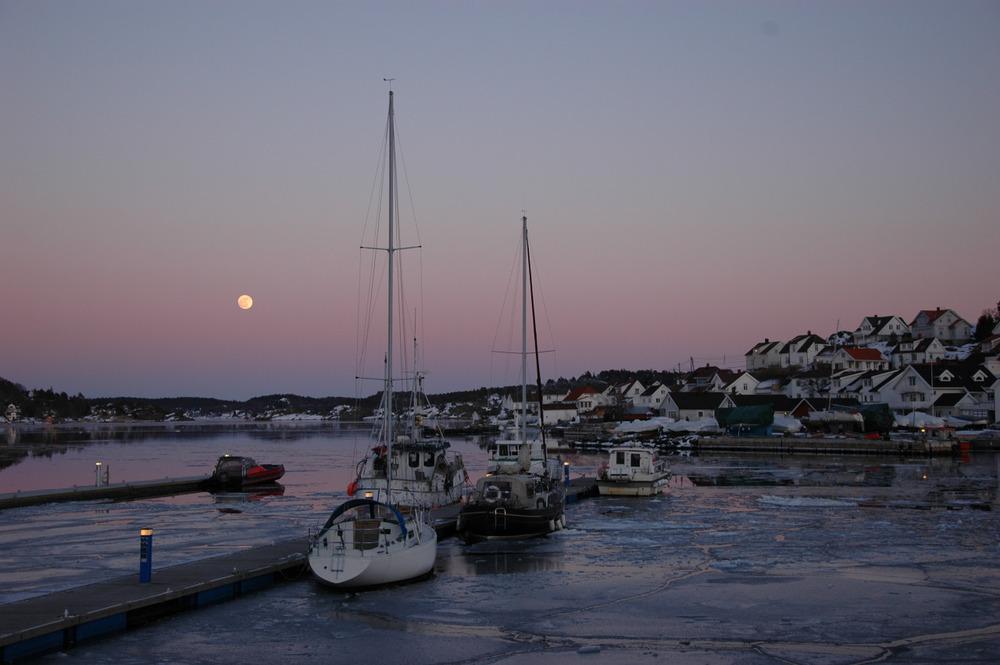 Is i Kragerø fortsatt