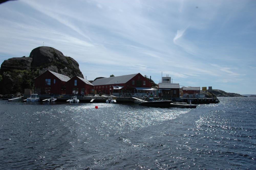 Verftet restaurant, drevet av Bølgen & Moi