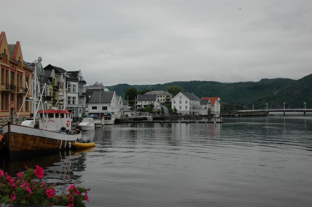 Farsund-indre havnebasseng