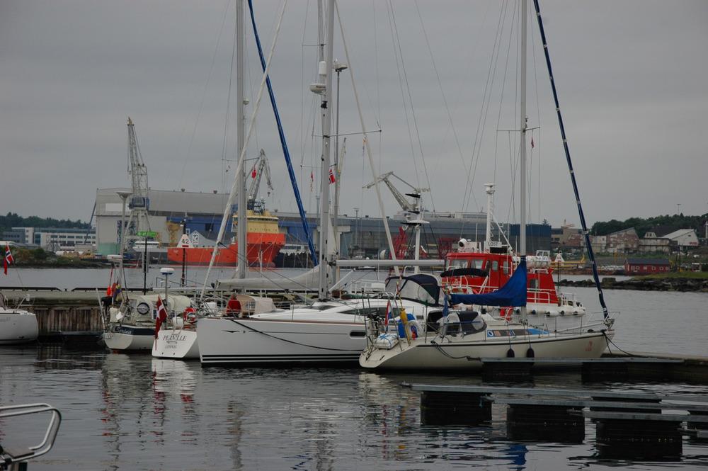 Stjerneglimt på plass i Stavanger