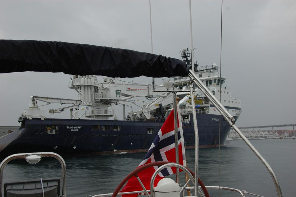 Mange tøffe båter i Stavanger