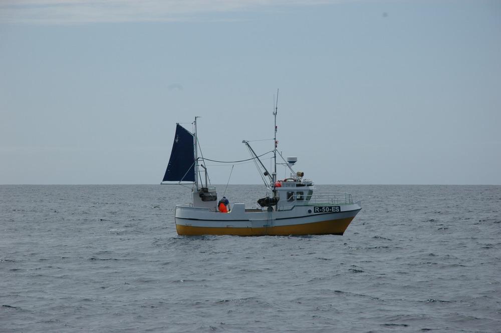 Ærlig arbeid til sjøs