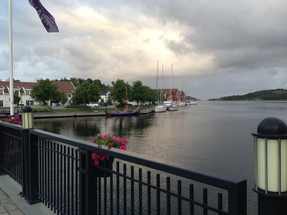 Gjestehavna i Farsund