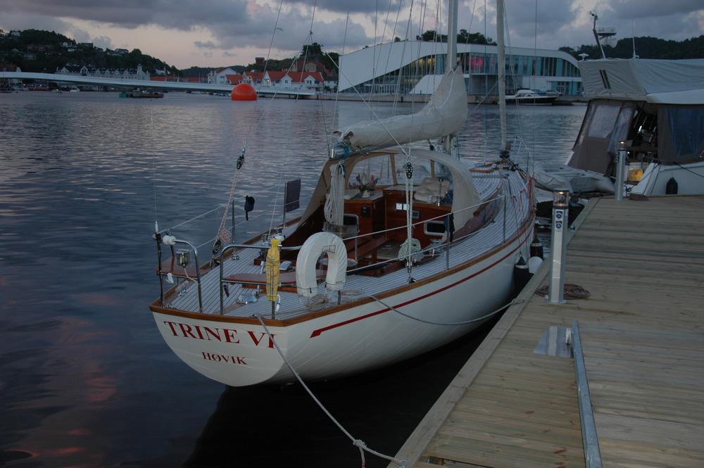 Vakker liten båt