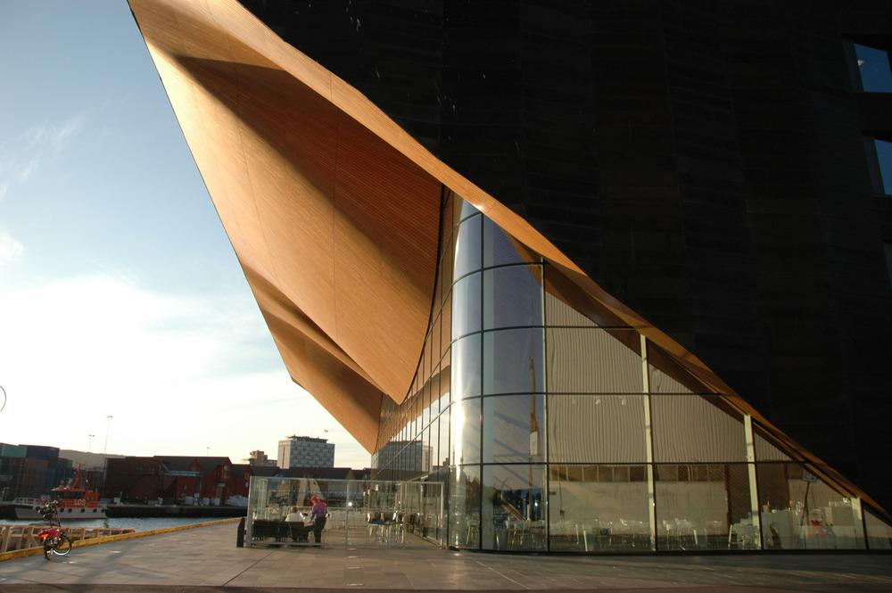Flott arkitektur