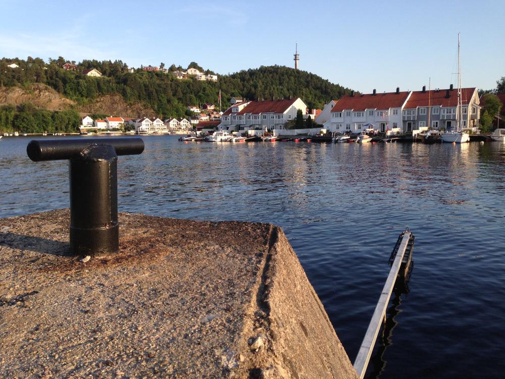 Fint & maritimt i Arendal
