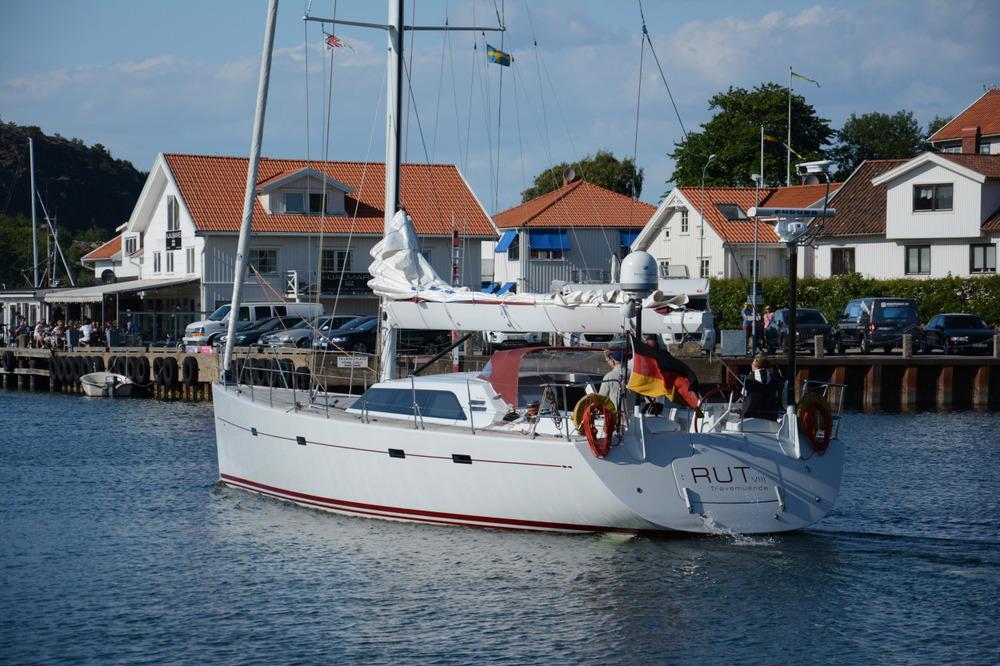 Rut 8, kona eller båten?