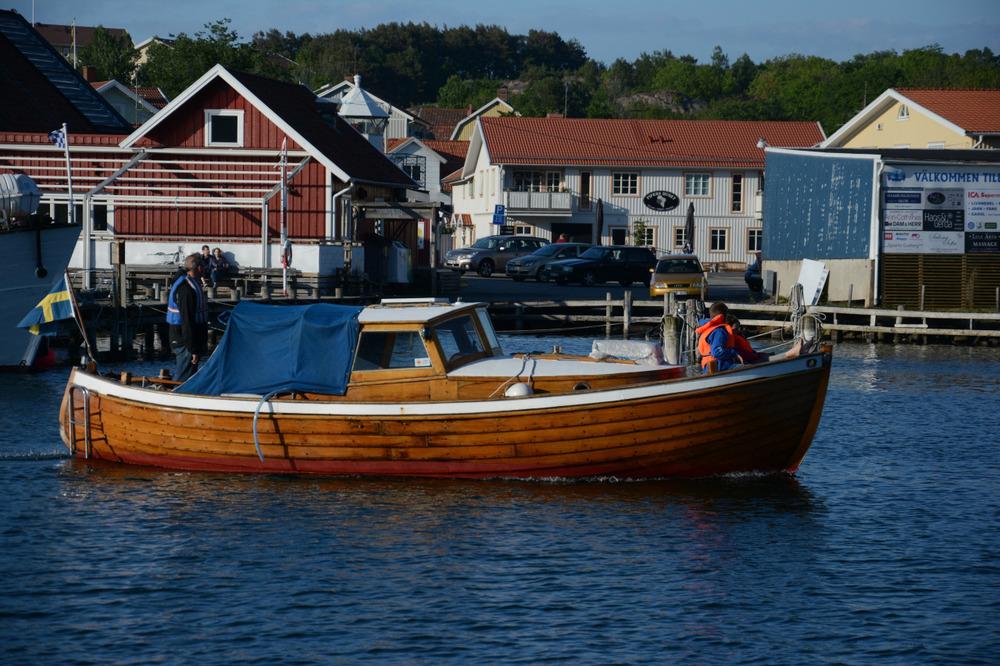 Real trebåt