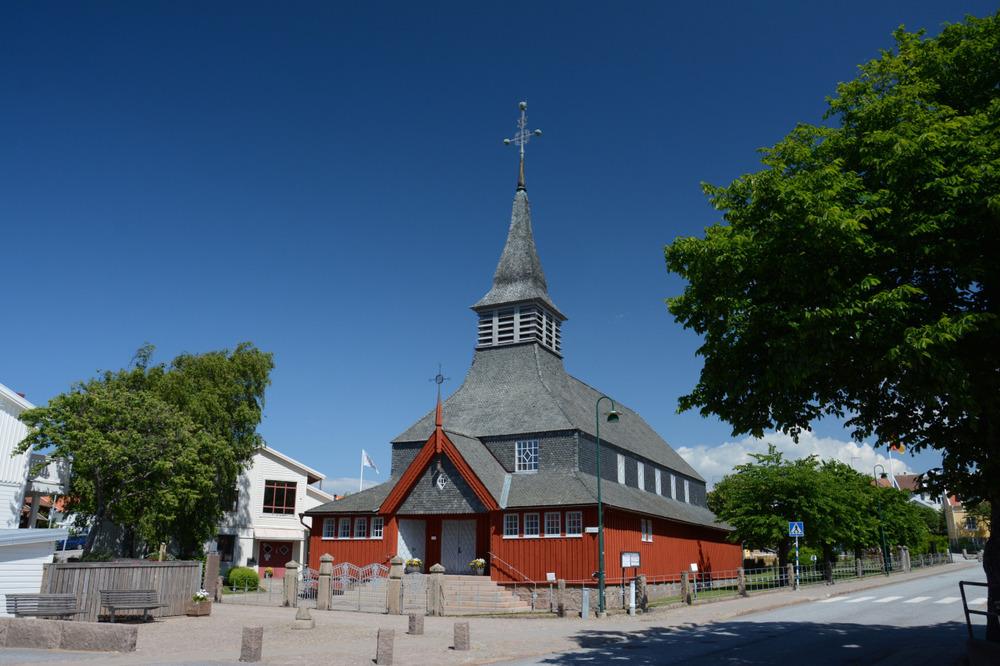 Kirken i Hunnebostrand