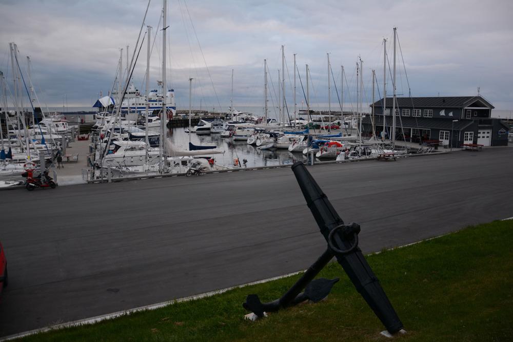 Vesterø havn