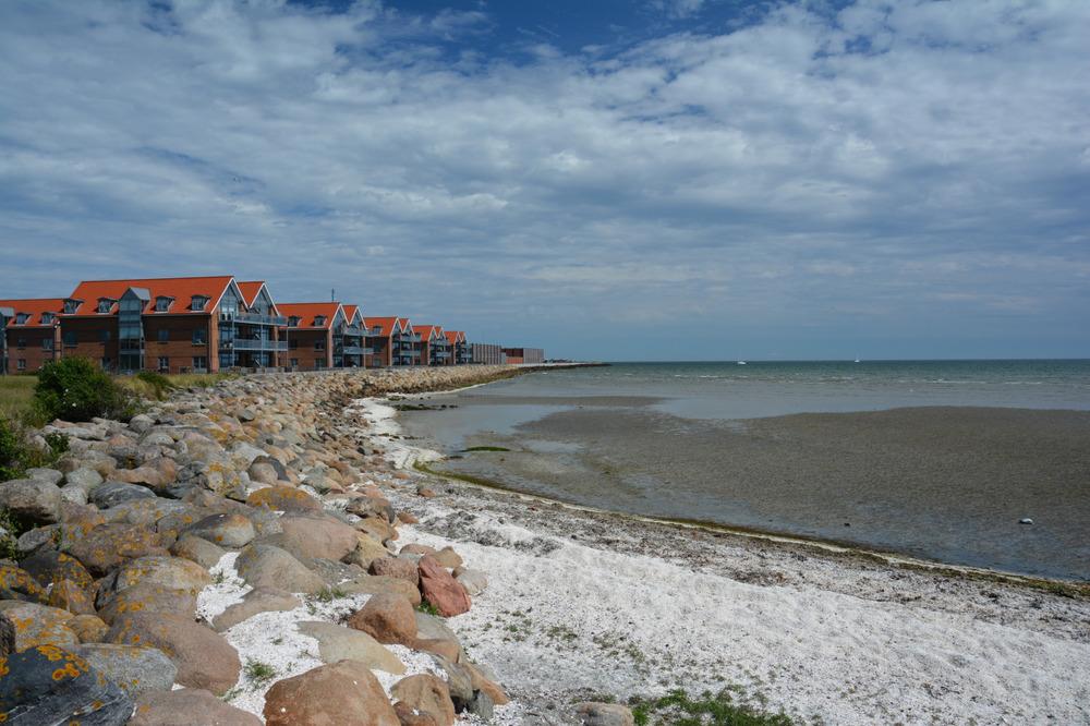 Fine leiligheter syd for havna