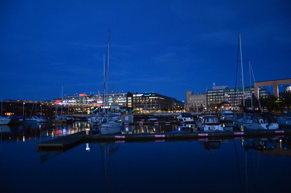 Gjestehavna i Gøteborg