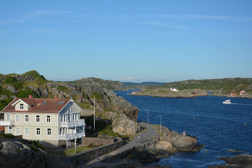 Innseilingen til Marstrand