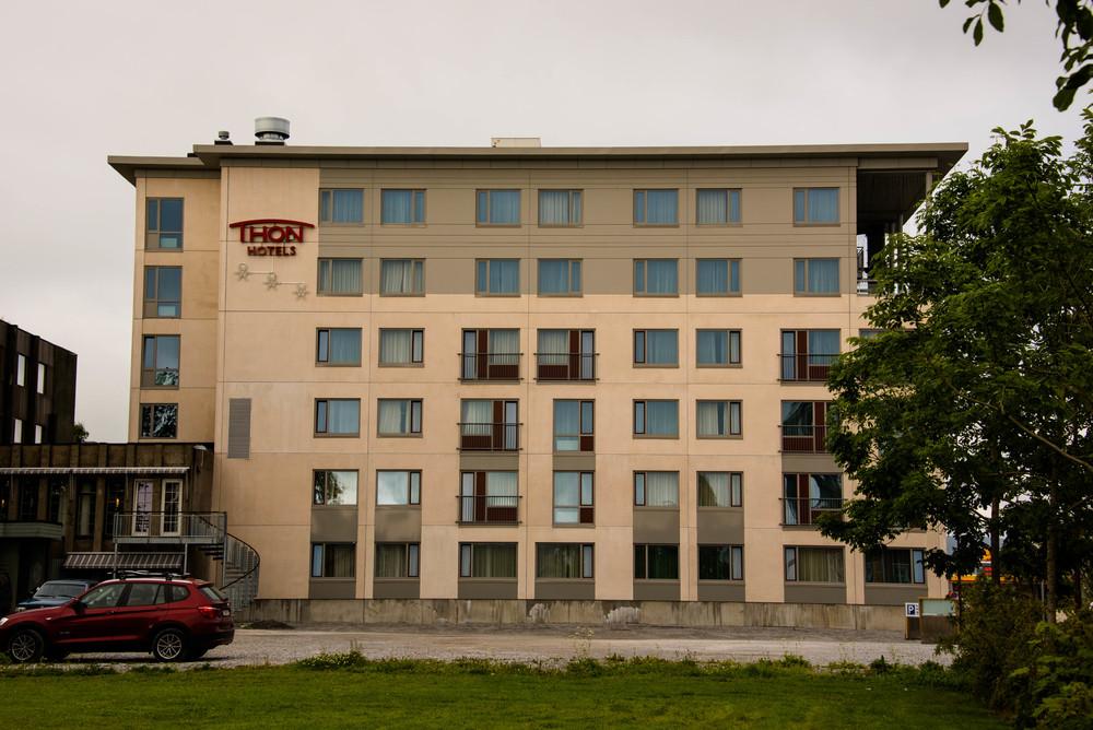 Thon hotell Brønnøysund