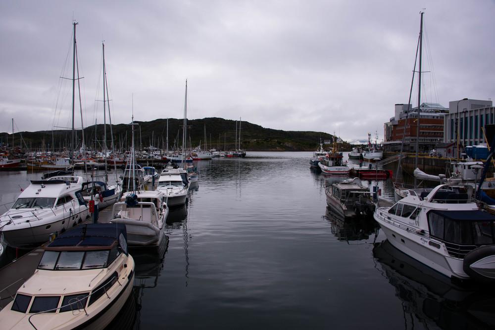 Gjestehavna i Bodø