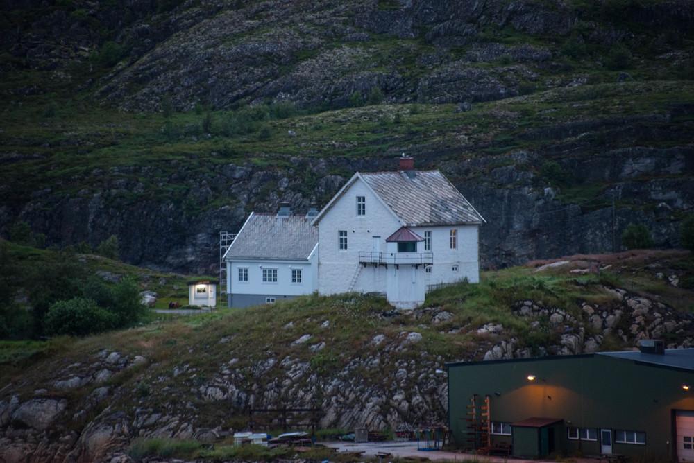 Bodø/Nyholmen fyrstasjon-nedlagt i 1907