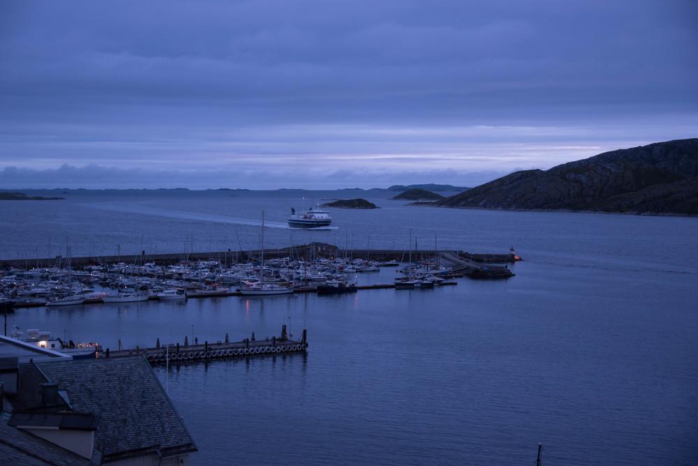 Innseilingen til Bodø