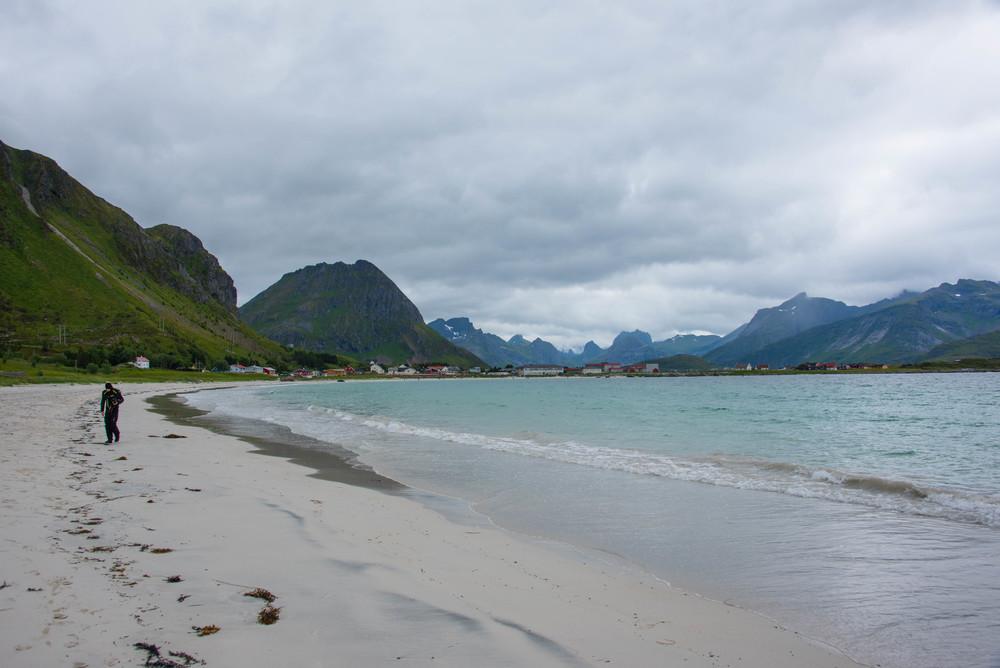 Stranda ved Ramberg